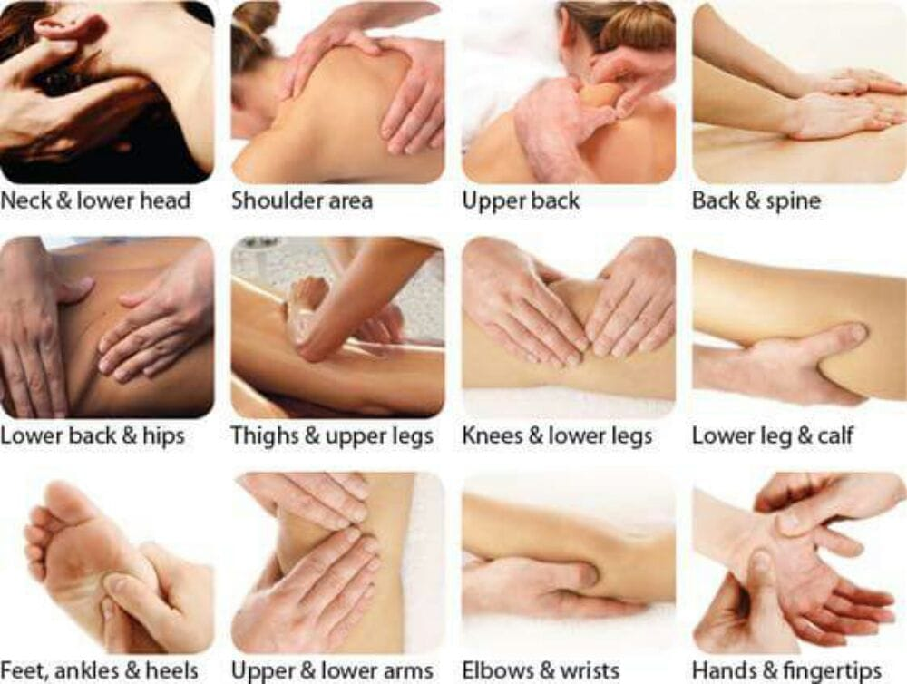 These 9 Massage Tricks Will Make Everyone Love Your Massages